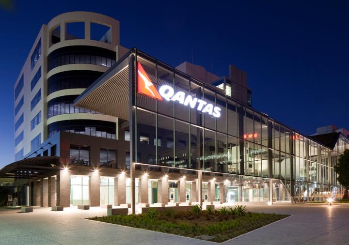 Facility management at Qantas HQ