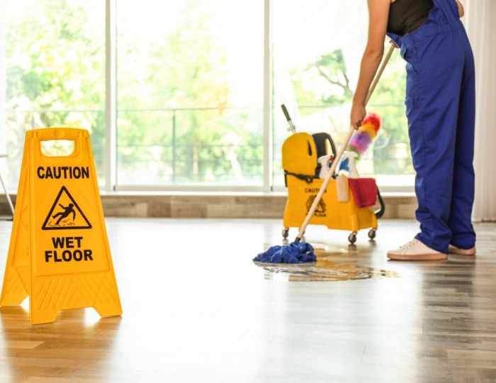 industrial cleaning company in Sydney